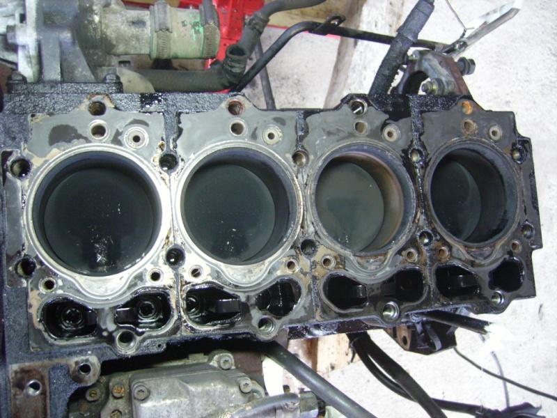demontage culasse s3 td R24410