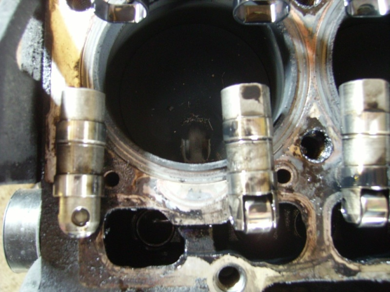 demontage culasse s3 td R24710