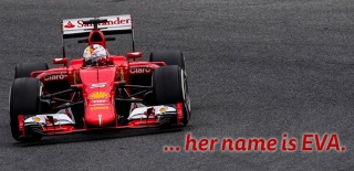 Choice of F1 Driver 2015 11053211
