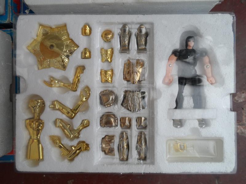Collezione Cavalieri dello Zodiaco Bronzo e Oro Sam_2210