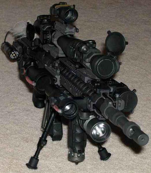 "BOBCAT 7.62mm ""Tactical"" - Page 2 Abraca10"
