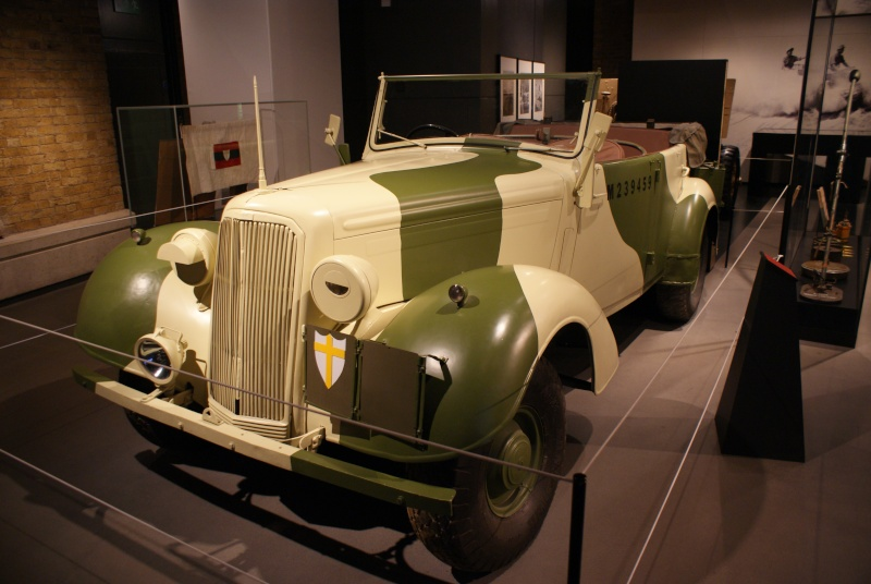Imperial War Museum and Bovington Dsc04915