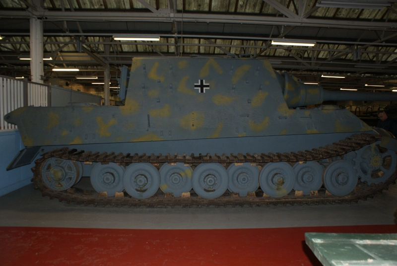 Imperial War Museum and Bovington Dsc05224