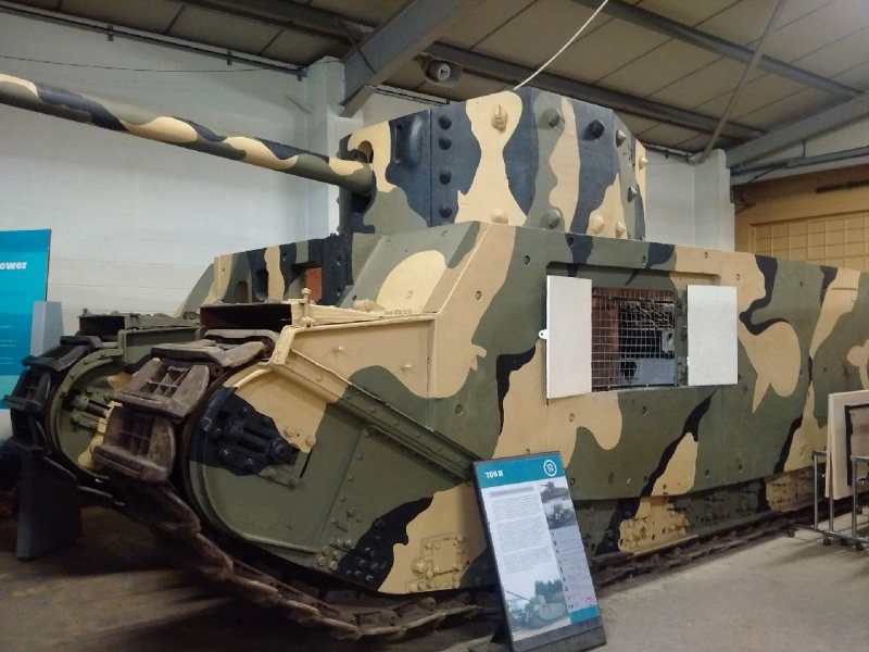 Imperial War Museum and Bovington Img_2014
