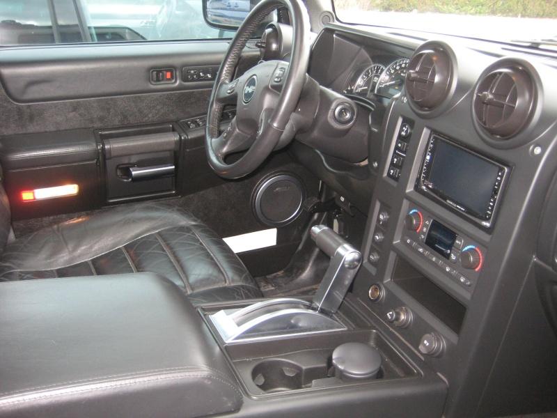 Hummer h2 2005 luxury  VENDU Img_2012