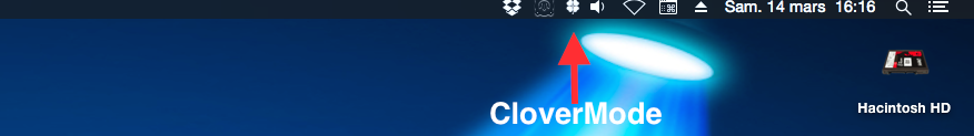 CloverMode Mode10