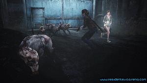 Скриншоты монстров Resident Evil: Revelations 2 1110
