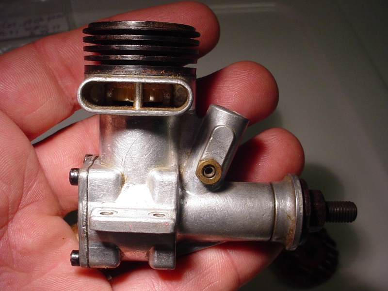 Evo 40/46 Remote NVA Fits McCoy 35 Red Head 9-28-111