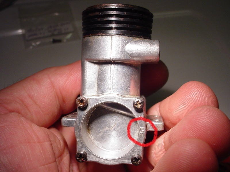 Evo 40/46 Remote NVA Fits McCoy 35 Red Head 9-28-113