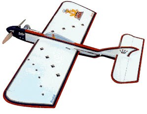 Plane size for MCcoy 098  Circus12