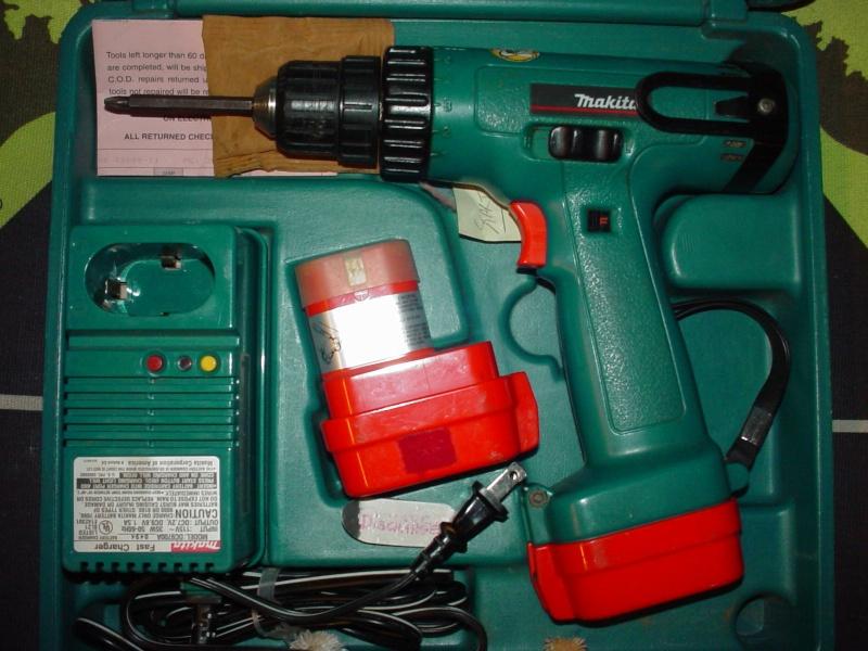 RC battery cycler Makita10