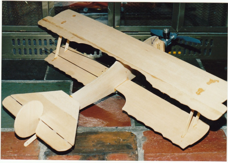 A little Fokker saved from the scrap heap.... Rog_cu10