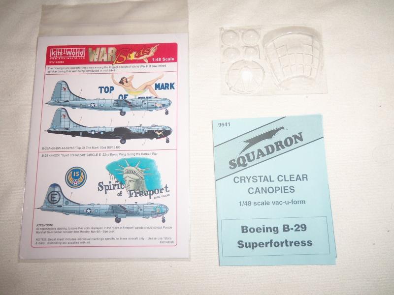 B-29 Superfortress de Revell 1/48 sur Kijiji... 01210