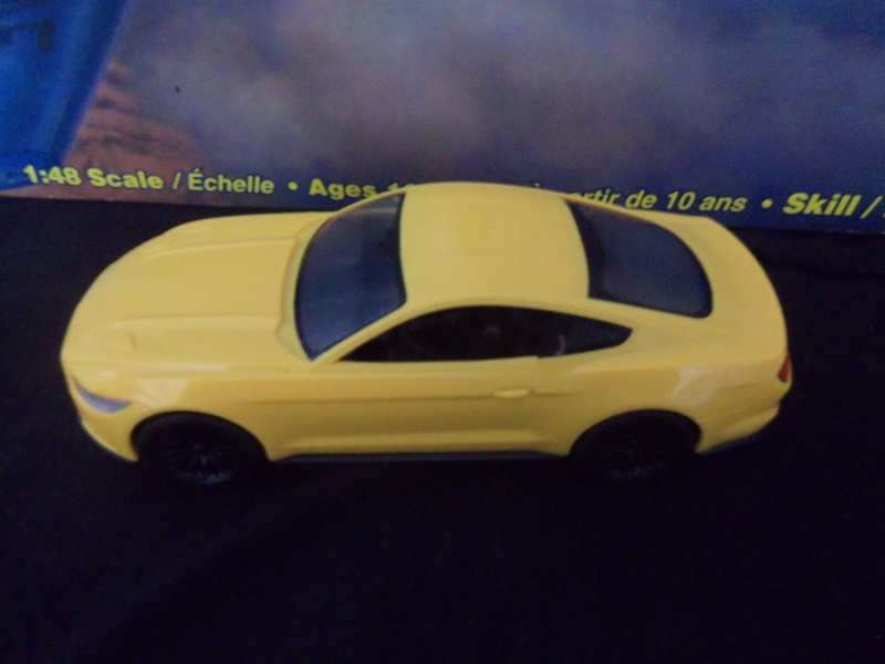 2015 Mustang GT de Revell (Snap-Tite!!) 01313