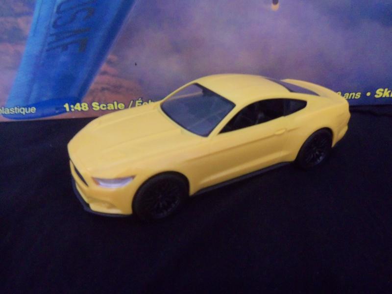 2015 Mustang GT de Revell (Snap-Tite!!) 01410