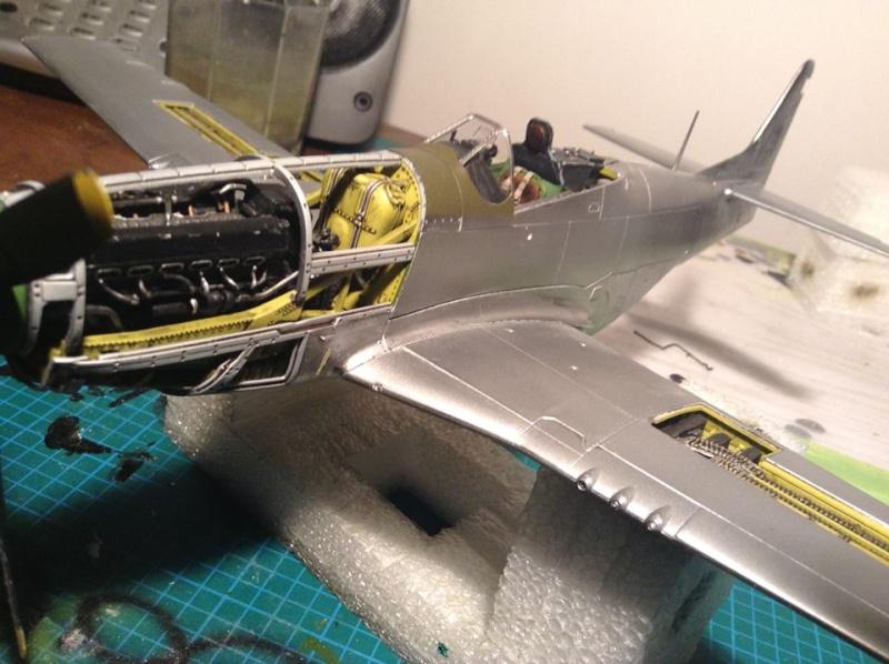 MUSTANG P-51 D/K ZOUKEI-MURA 1/32 - Page 5 11004710