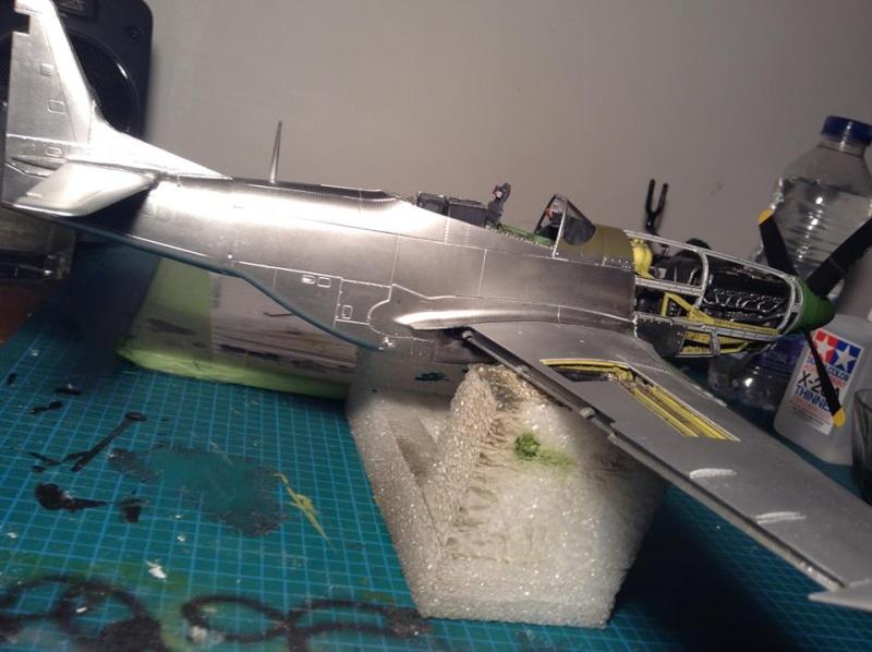 MUSTANG P-51 D/K ZOUKEI-MURA 1/32 - Page 5 11007410