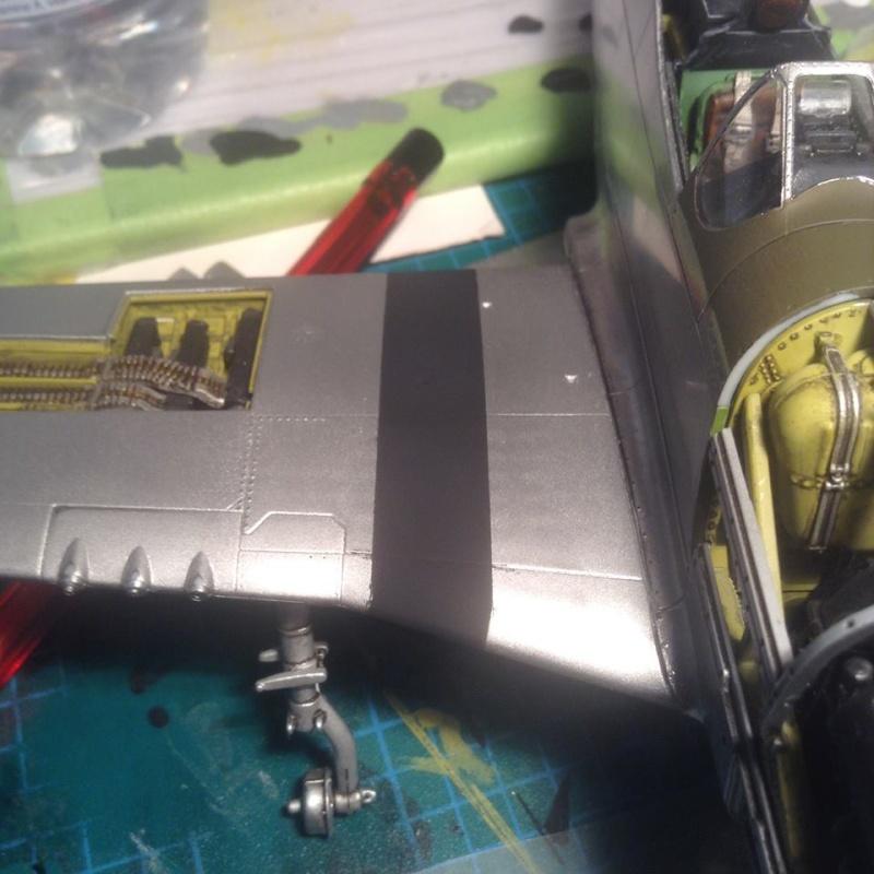 MUSTANG P-51 D/K ZOUKEI-MURA 1/32 - Page 5 11016510