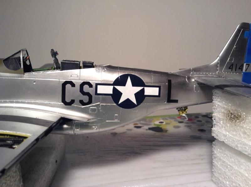 MUSTANG P-51 D/K ZOUKEI-MURA 1/32 - Page 6 11040210