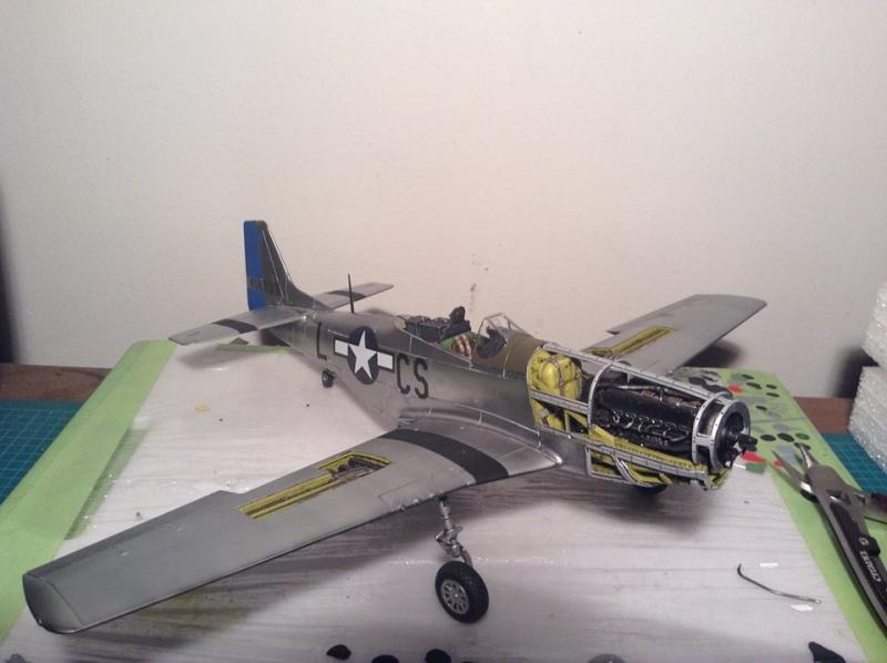MUSTANG P-51 D/K ZOUKEI-MURA 1/32 - Page 6 11047110
