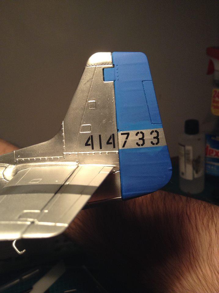MUSTANG P-51 D/K ZOUKEI-MURA 1/32 - Page 6 11051110