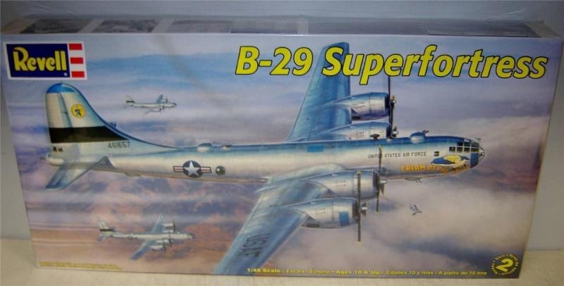 B-29 Superfortress de Revell 1/48 sur Kijiji... _5713
