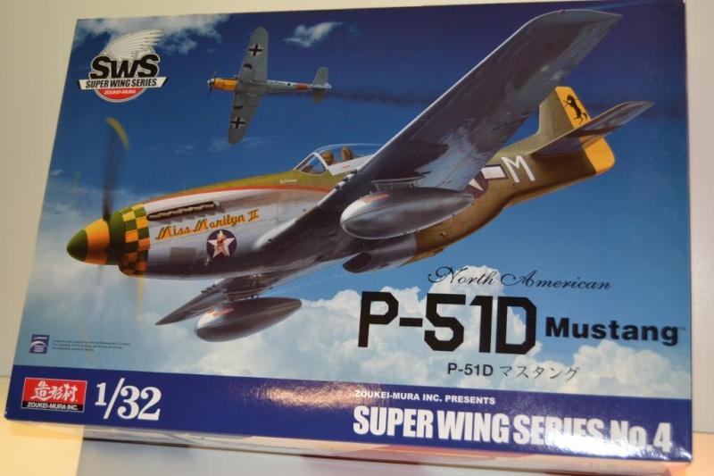 KIT REVIEW: P-51D /K /Mustang IV de Zoukei-Mura au 1/32 Dsc_0810