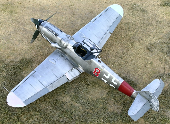 MUSTANG P-51 D/K ZOUKEI-MURA 1/32 - Page 5 Nmf10910