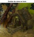 Indices Chasse aux trésors et Portail. Entrye10