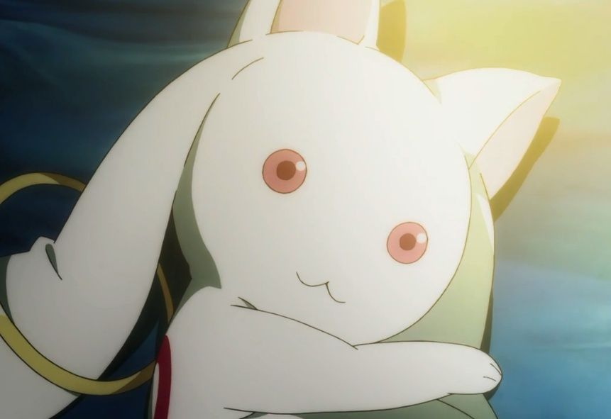 [ANIME/MANGA/FILM] Puella Magi Madoka Magica (Mahou Shoujo Madoka Magica) - Page 2 Kyubey10