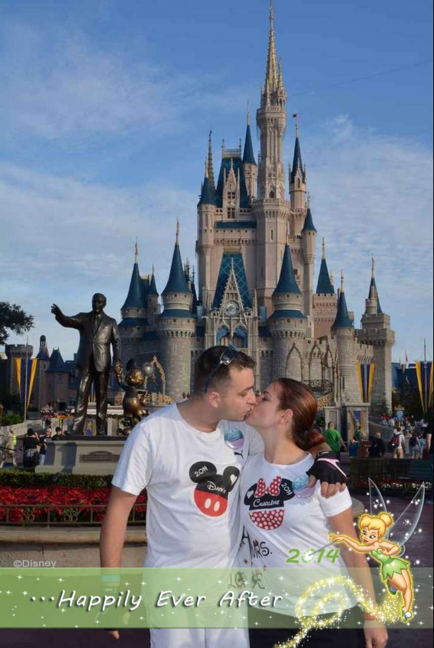 On fête nos 4ans de mariage a WDW puis Disney cruise line - Page 7 Bisous10