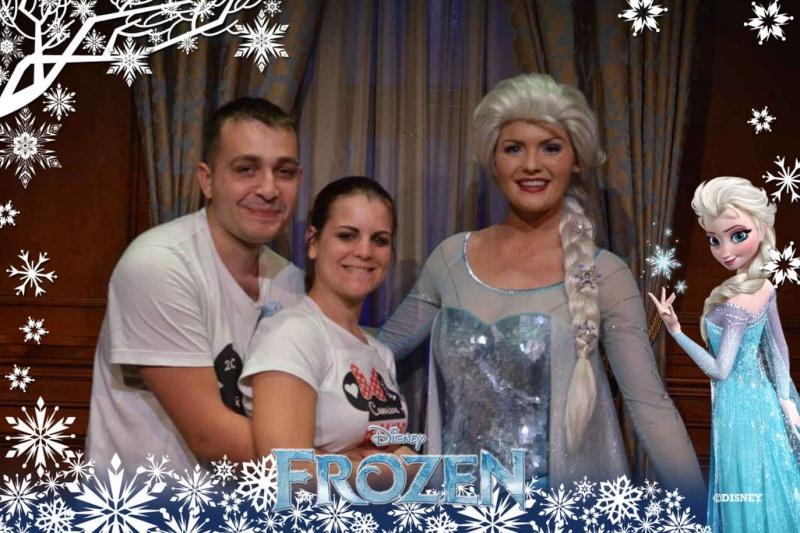 On fête nos 4ans de mariage a WDW puis Disney cruise line - Page 7 Frozen10