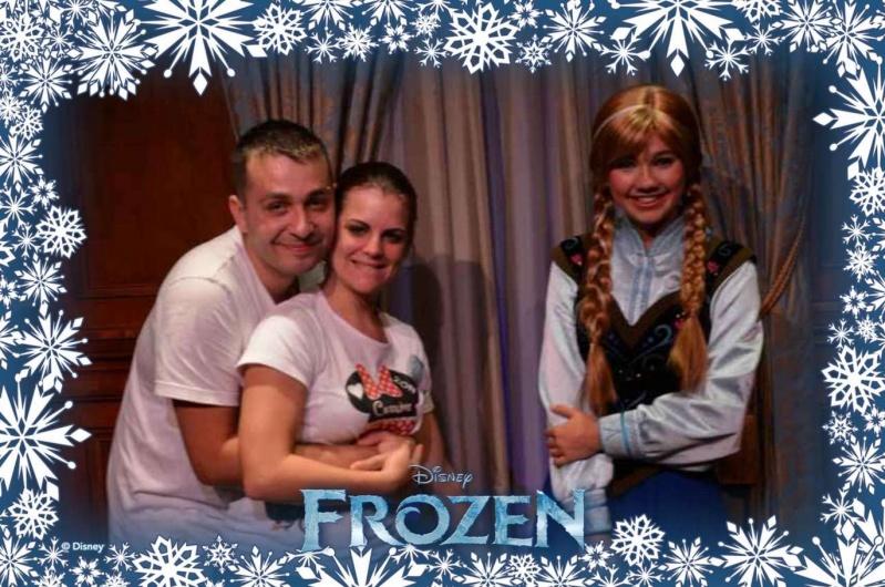 On fête nos 4ans de mariage a WDW puis Disney cruise line - Page 7 Frozen11