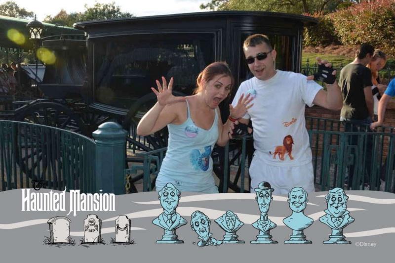 On fête nos 4ans de mariage a WDW puis Disney cruise line - Page 7 Maison10