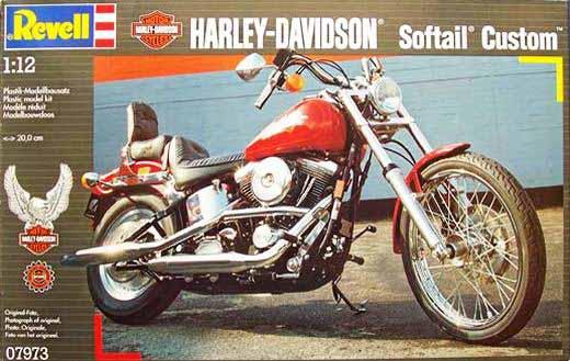"Harley Davidson Hardtail Custom ""Cool Bob"" (Revell) [WIP] 2106-d10"
