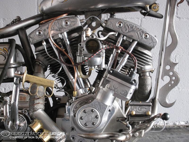 "Harley Davidson Hardtail Custom ""Cool Bob"" (Revell) [WIP] Old-so10"