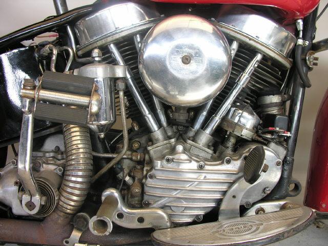 "Harley Davidson Hardtail Custom ""Cool Bob"" (Revell) [WIP] Panhea10"