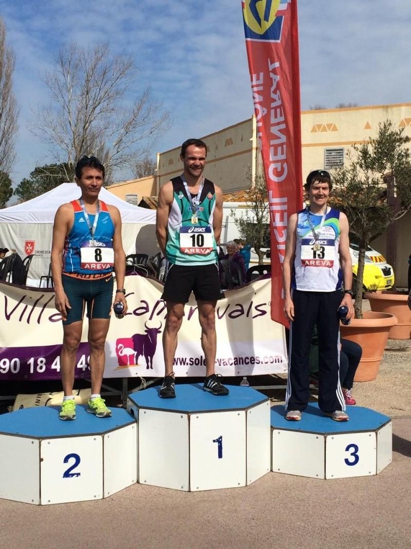 Championnat de France 20 & 50 KM - ARLES 11045714