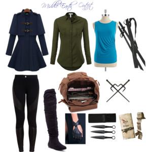 OC Outfits!!?? Hobbit11