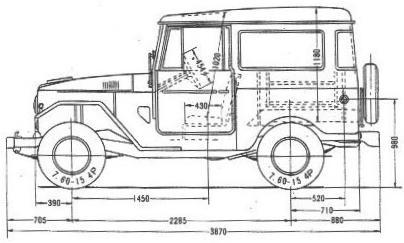 Toyota BJ RC4WD  Fj40lv10