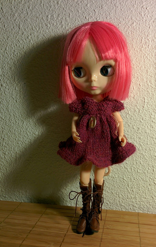 petite nouvelle Rosa Pink Img_2046
