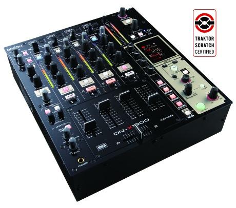 mixer denon DN-X1600 Dn-x1612