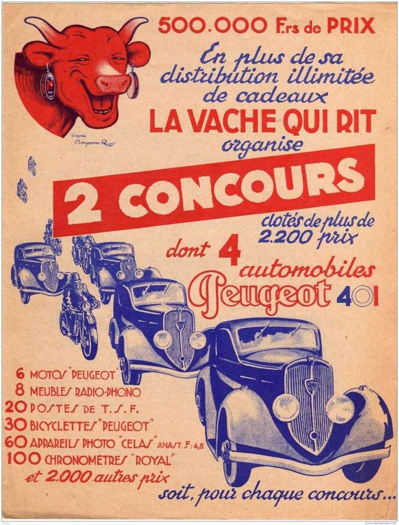 PUB Peugeot  d'époque 10974310