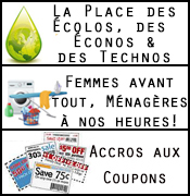 La Place des Écolos, des Éconos & des Technos / Femmes avant tout... ménagères à nos heures!