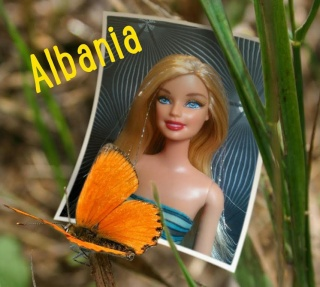 presentation de mes belles, facon originale. Barbie17