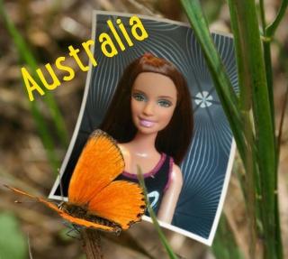 presentation de mes belles, facon originale. Barbie18
