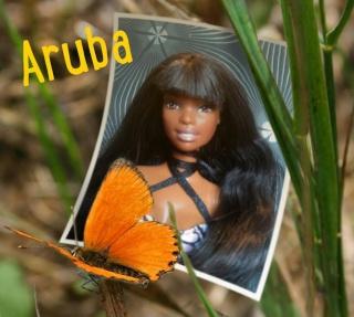 presentation de mes belles, facon originale. Barbie20