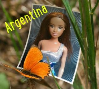 presentation de mes belles, facon originale. Barbie21