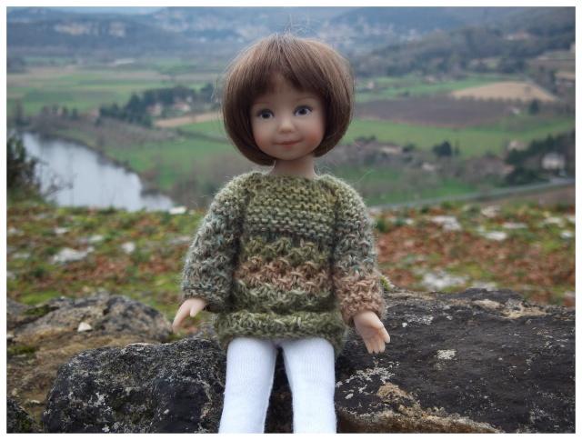 Je ne  vous ai pas présenté - Heartstring doll - Dianna Effner Dscf5715