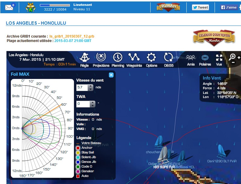 Challenge FV-R :  LA -> Nemo Point Sans-t10